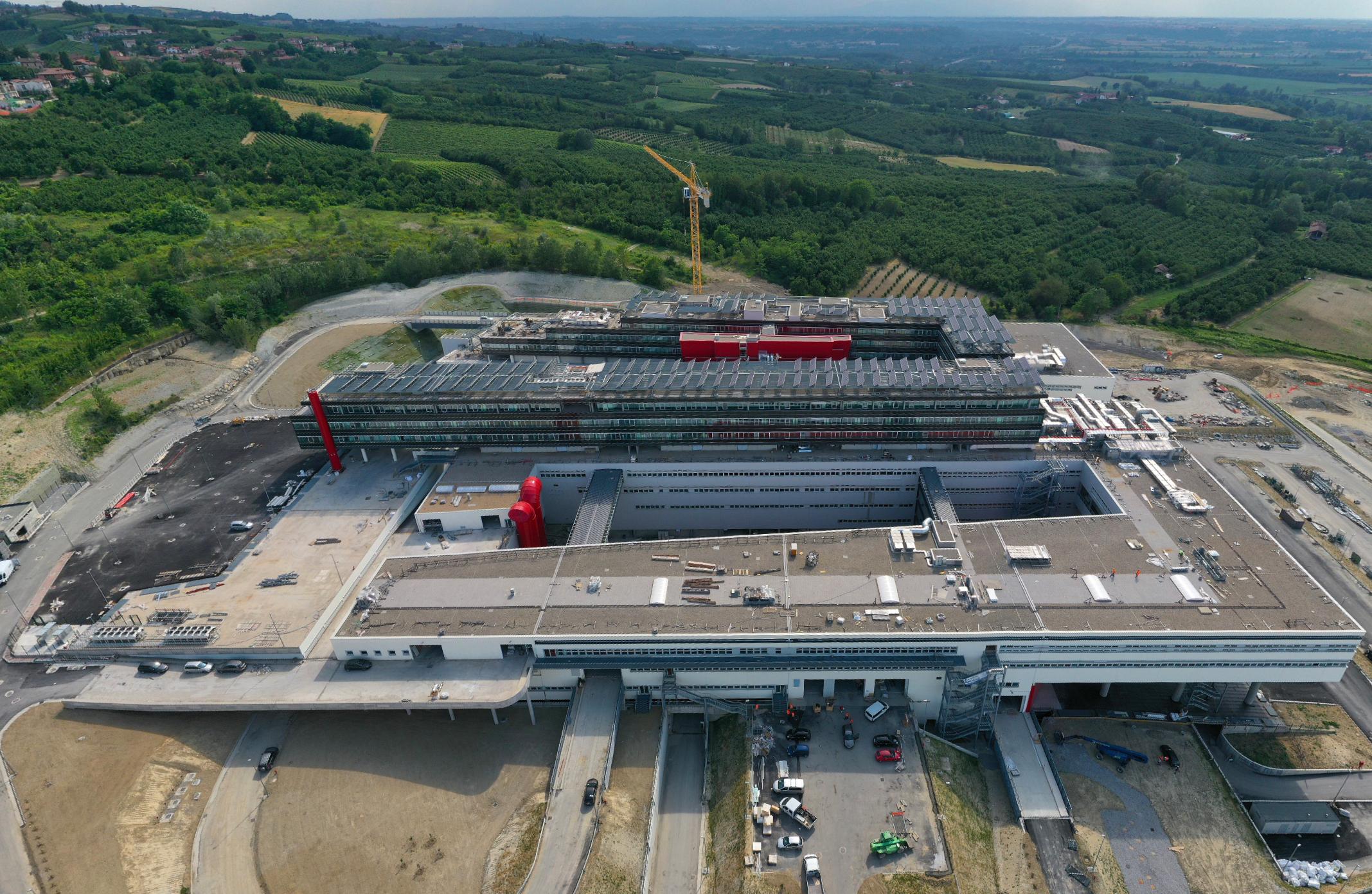 Nuovo Ospedale Alba-Bra Veduno